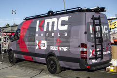 KMC Mobile Marketing Sprinter Van - 170ex 4x4