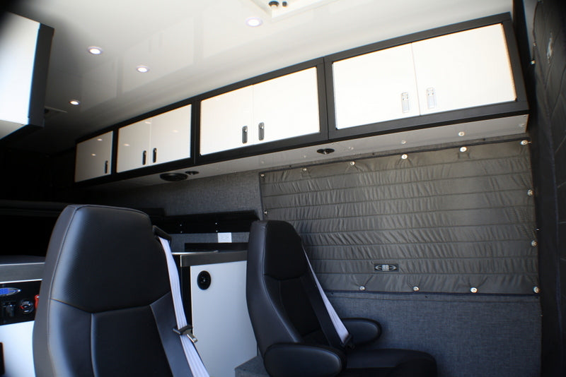 Sprinter Van Driver S Side Galley Window Shade Rb Components