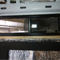 Panel Bed Window 10x36 -  Driver Side
