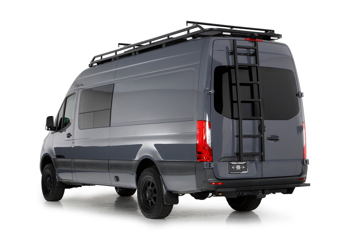 2019+ Sprinter Van Mud Flap Extension for Front and Rear