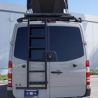 07 Sprinter Van Hd Rear Door Ladder Low Roof Rb