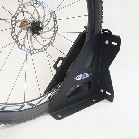 L-Track, Bicycle Wheel Chock