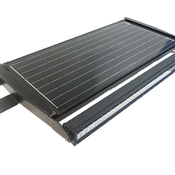 07+ Sprinter Light Bar & Solar Panel Mount Kit