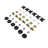 Double Board Rack Anchor Hardware Kit