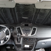 2014+ Ford Transit Fabric-Front Window Shade Kit