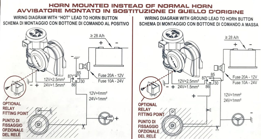 Electric All In One Self Contained Air Horn – RB Components on air horn solenoid, horn relay diagram, air horn compressor, air horn power supply, international air horn diagram, truck air horn diagram, horn circuit diagram, fiamm air horn diagram, air horn schematic diagram, air horn parts diagram, air horn cover, air horn switch,