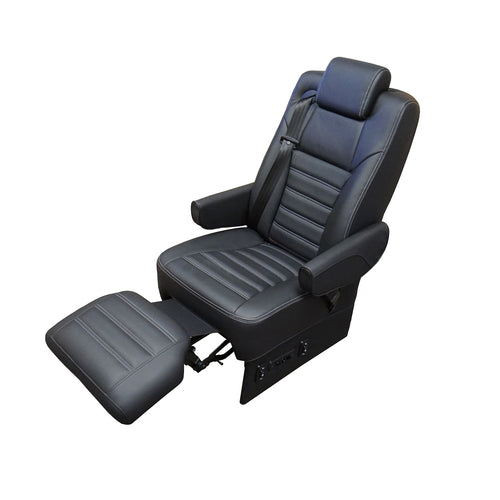 RB Power Leather Reclining Bucket Seat - Passenger Side