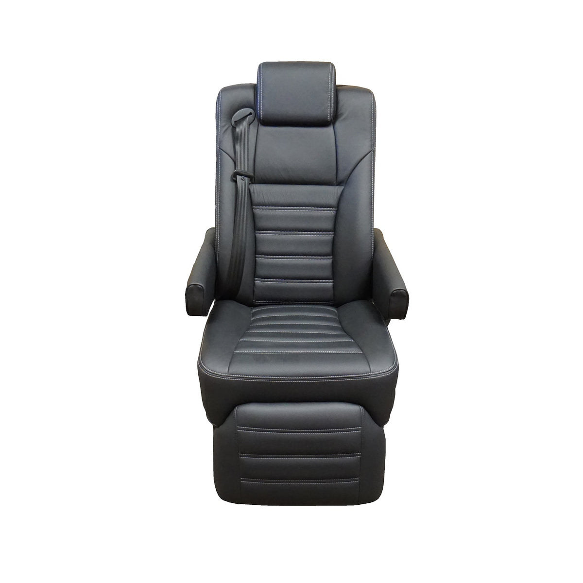 RB Power Leather Reclining Bucket Seat - Driver Side
