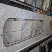 "Magnetic Panel Bed Window Cover - Fits 10""x 36"" Windows"