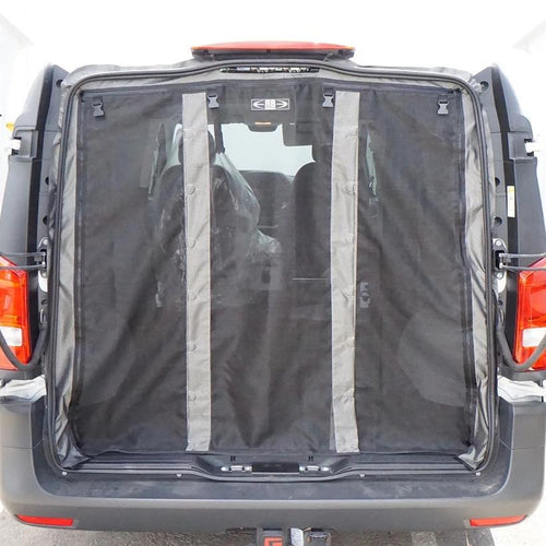 2016+ Metris Van Rear Door Bug Net