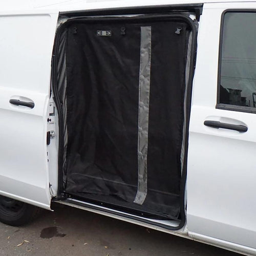 2016+ Metris Van Sliding Door Bug Net - Passenger Side