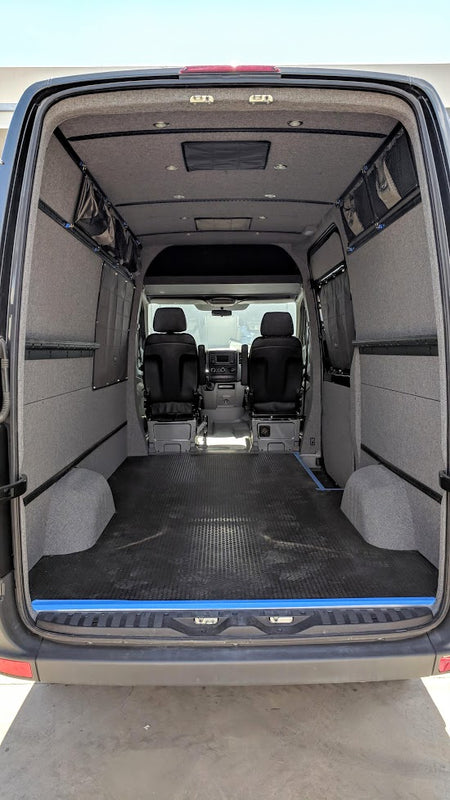 2007-2018 Sprinter Cargo Van Complete Interior Finishing Kit 144