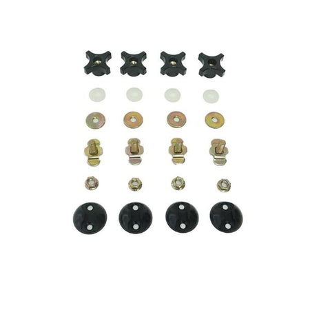Single Board Rack Anchor Hardware Kit