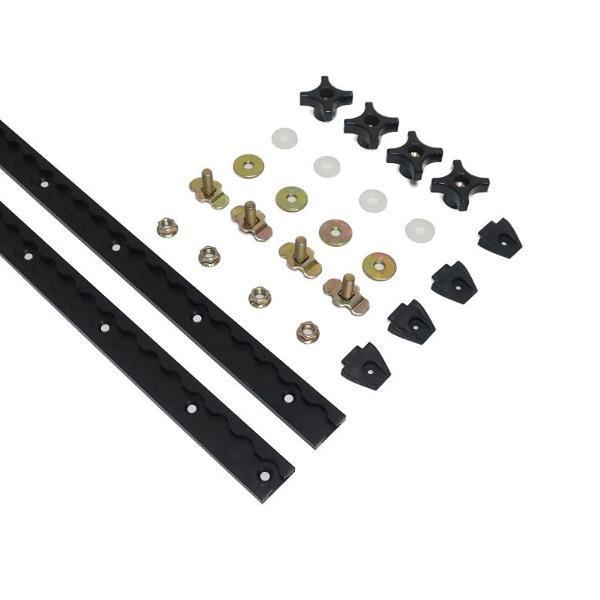 Single Board Rack L-Track Mount Hardware Kit