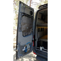 2007-2018 Sprinter Van Rear Door Panel Kit 2pc Upholstered