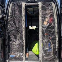 2007-2018 Sprinter Van High Roof Rear Door Bug Net