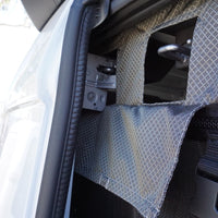 2014+ Ford Transit Rear Door Bug Net (Mid Roof)