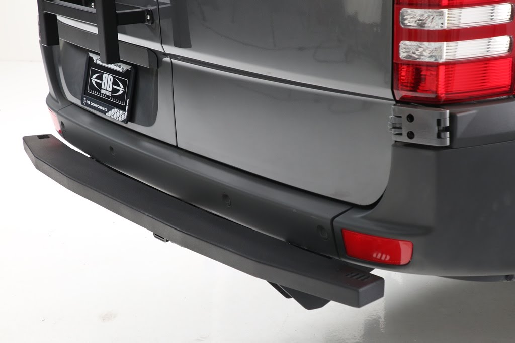 07 + Sprinter Rear Step Bumper