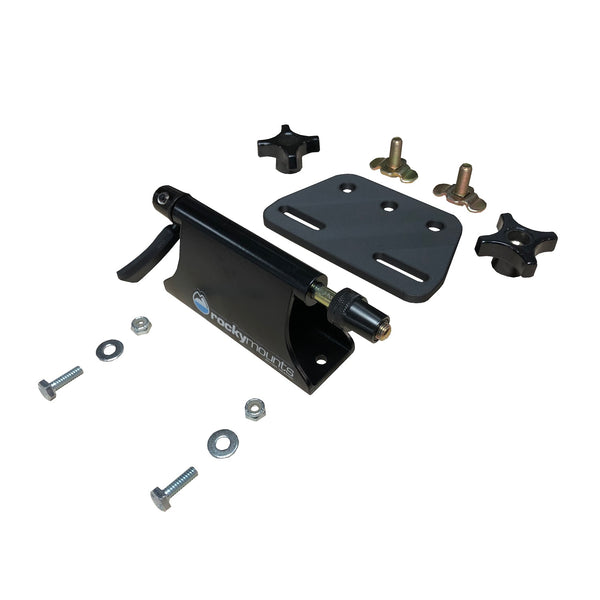 Rocky Mount Quick Release Axle - L-Track Mounting Kit