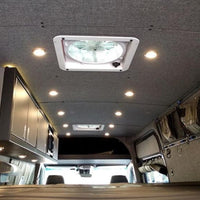 "07+ Sprinter Van Ceiling Liner Kit 170""WB EXT Upholstered Plywood"