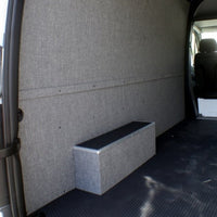 "2019+ Sprinter Van Wall Liner Kit, 144"" High Roof, Upholstered"
