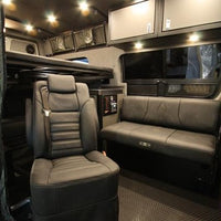 "2019+ Sprinter Van Wall Liner Kit, 170"" EXT, High Roof, Upholstered (for upper cabinets)"