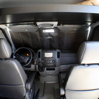 2007+ Sprinter Van Front Window Shade Kit