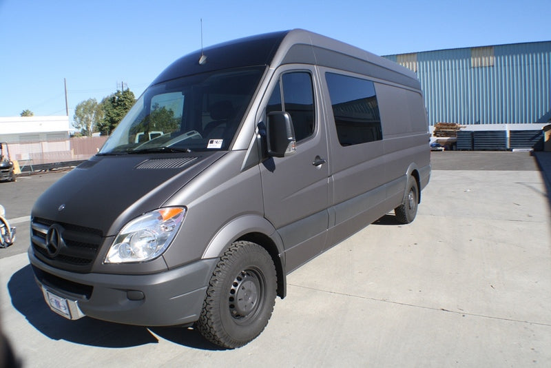 RB Gear Hauler Van Sleek Family 01 - 170""