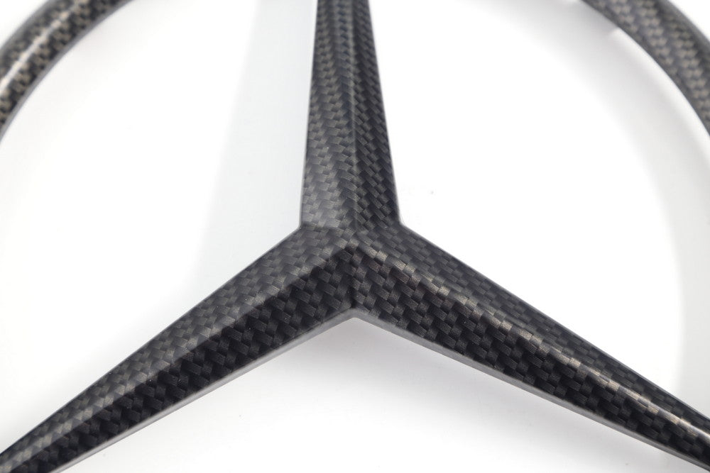 2014-2018 / Sprinter Carbon Fiber Emblem Trim Kit - 2 Pc