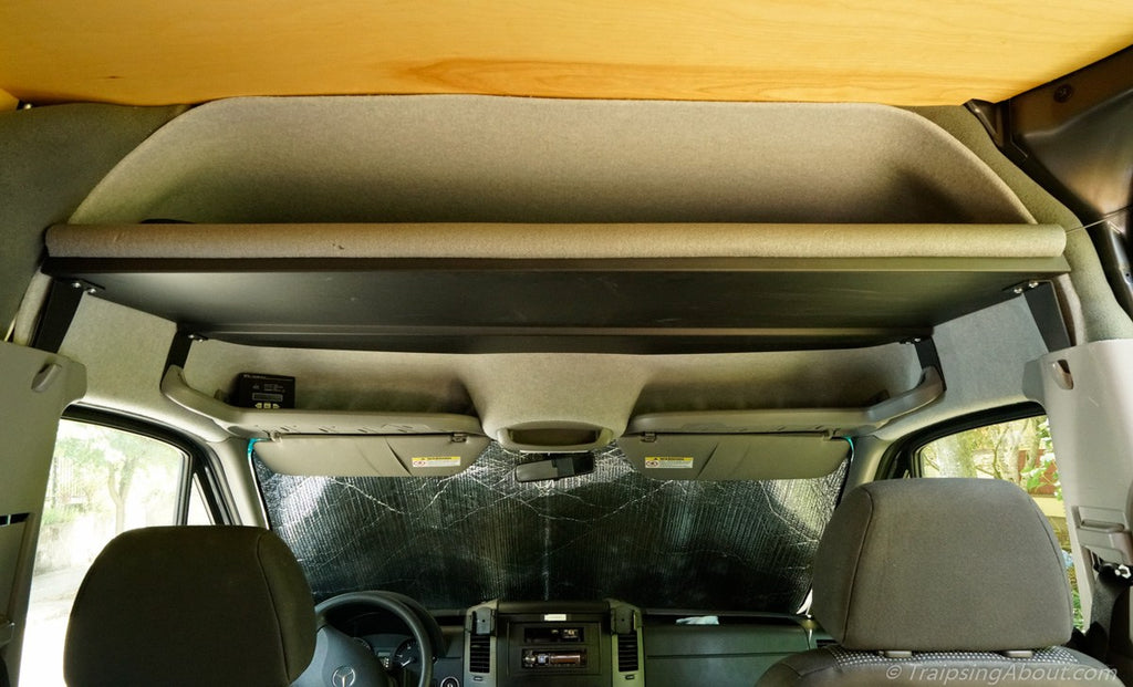 07 Sprinter Raised Headliner Shelf Rb Components