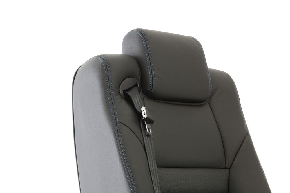 Mercedes Sprinter Van Reclining Bucket Seat Leather