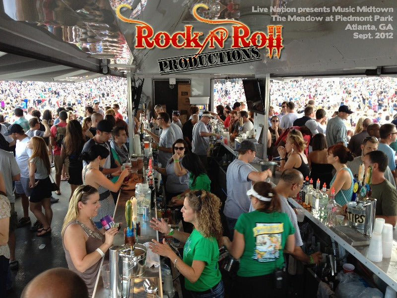 53' Rock and Roll Bar