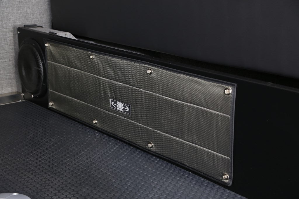 "Sofa Storage Box, 76"", Shallow, Front Access"