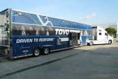 Toyo Tires Race Support