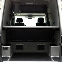 "07+ Sprinter Van Panel Bed, 144"" WB, 45"" H"