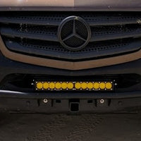 "2014-2018 / Sprinter Front Bumper Light Bar Mount, 20"" Amber LED Baja Designs"