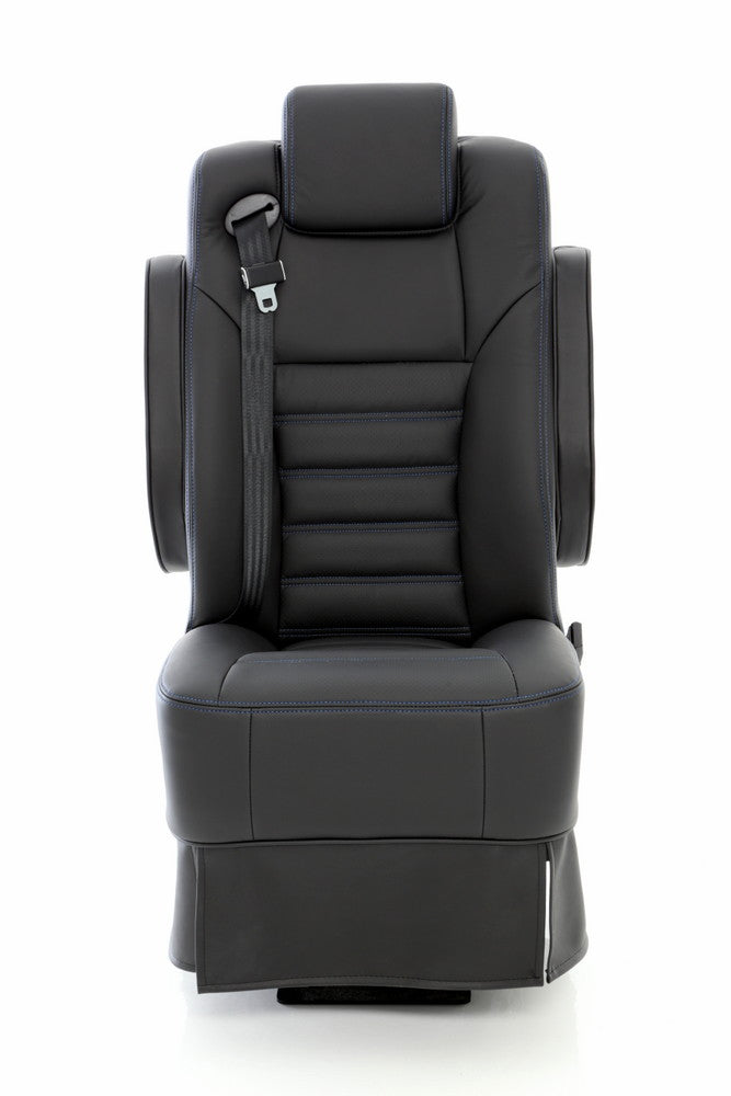 Mercedes Sprinter Van Reclining Bucket Seat, Leather (Passenger Side)