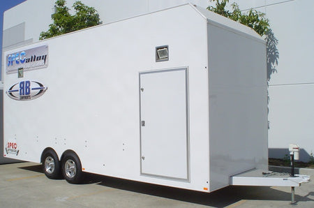 24' Stacker Spec Cabinets