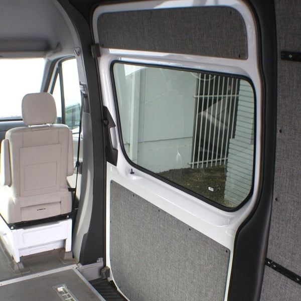 2007+ Sprinter Van Sliding Door Liner Panel Kit, 2-pc