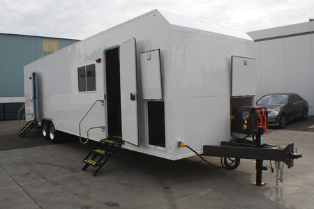 35ft Office/Storage Trailer