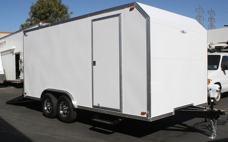 18' Motorcycle Trailer