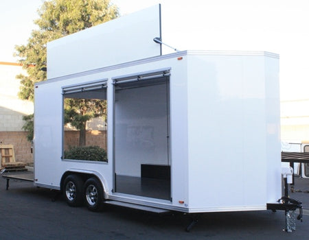 18' Mobile Marketing Trailer