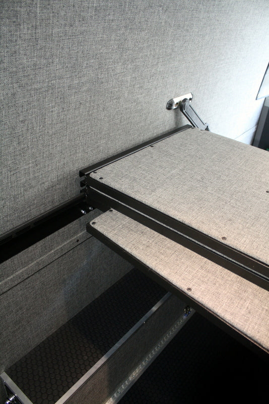 2007 Sprinter Van Panel Bed Assembly 144 Inch Wheel Base