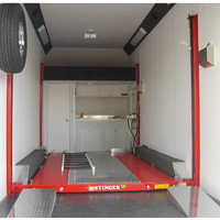 24' Stacker Interior