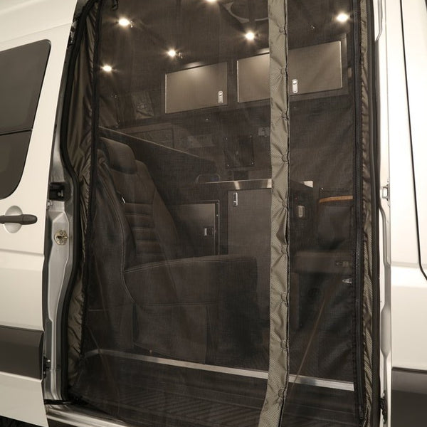 07+ Sprinter Passenger Side Sliding Door Bug Net