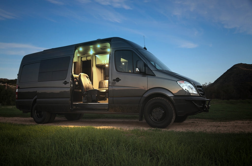 "RB Touring Van Sawtooth 02 - 170"" 2x4"