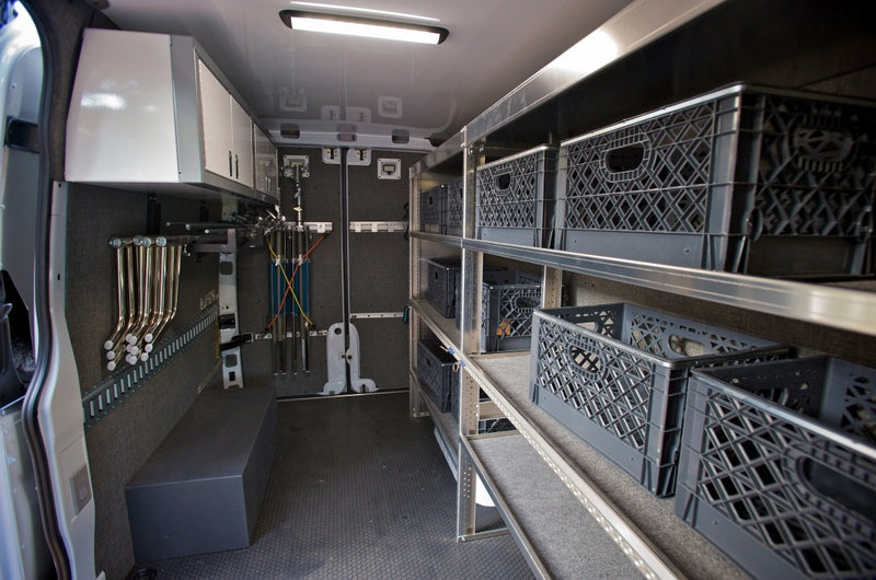 Hollywood Camera Support Sprinter Van - 144
