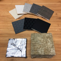 Fabric Sample Box