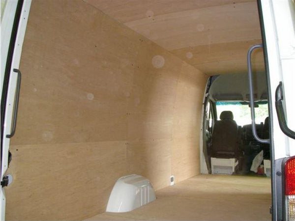 2007 + Sprinter Van Wall Liner Kit, 144