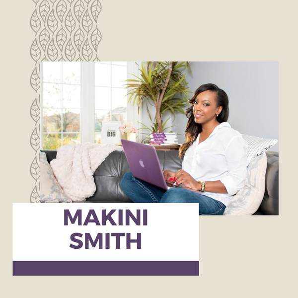 Own Your Tone Series: Makini Smith